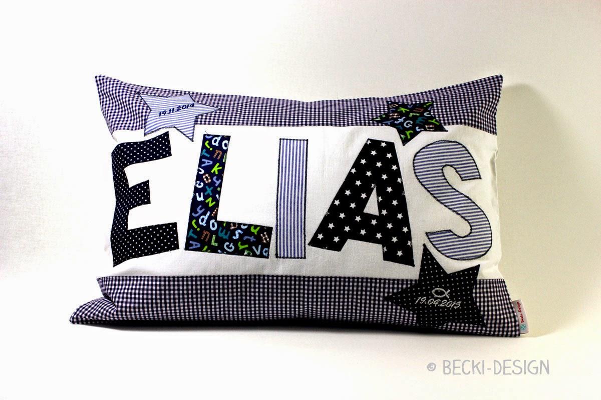 kissenbez ge pers nlicher geht ein geschenk fast nicht becki design. Black Bedroom Furniture Sets. Home Design Ideas