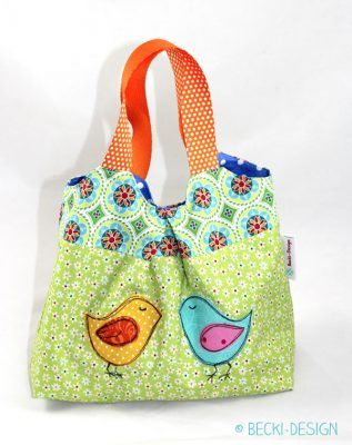 Wendetasche Milly Pattydoo