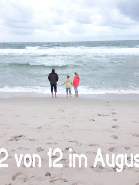 Strand und Familie