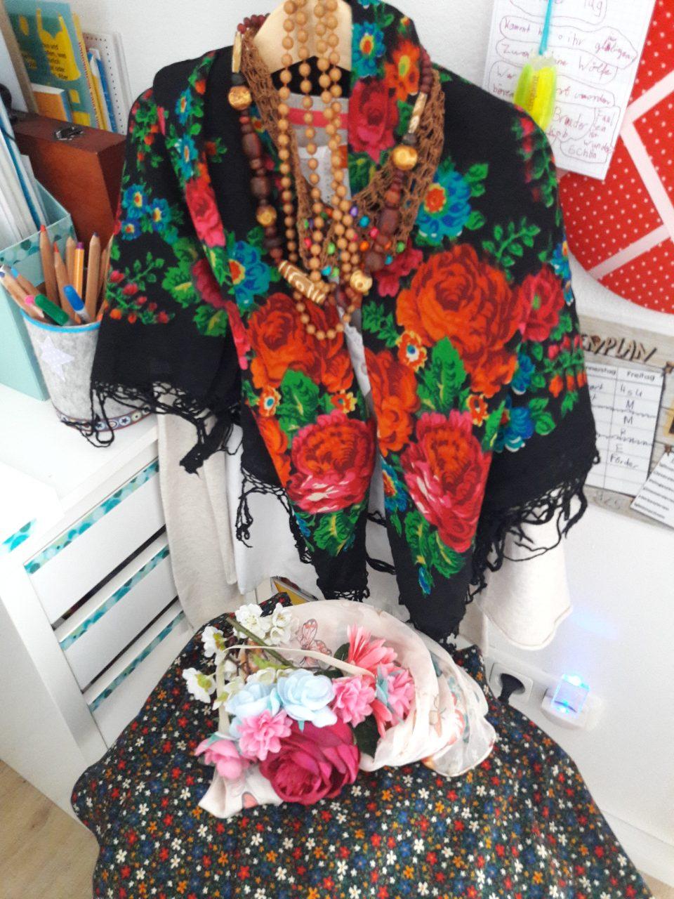 Kostüm Frida Kahlo