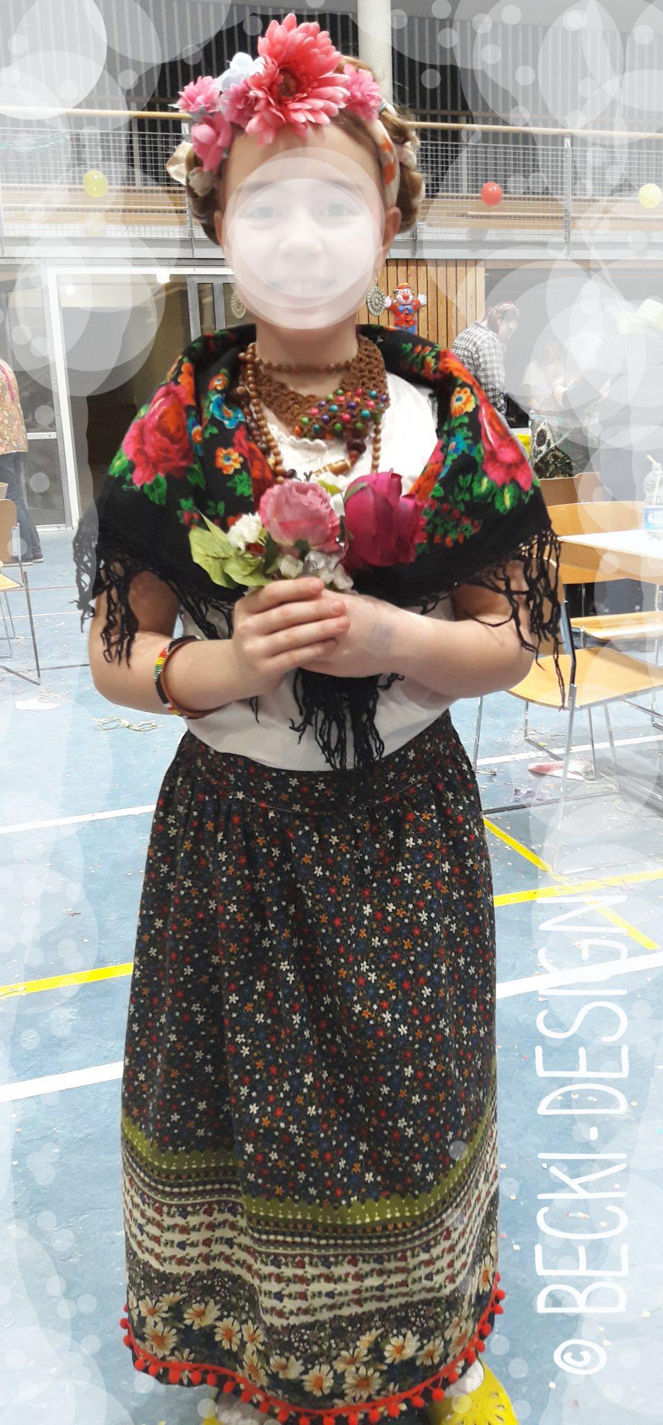 Frida Kahlo Kostüm