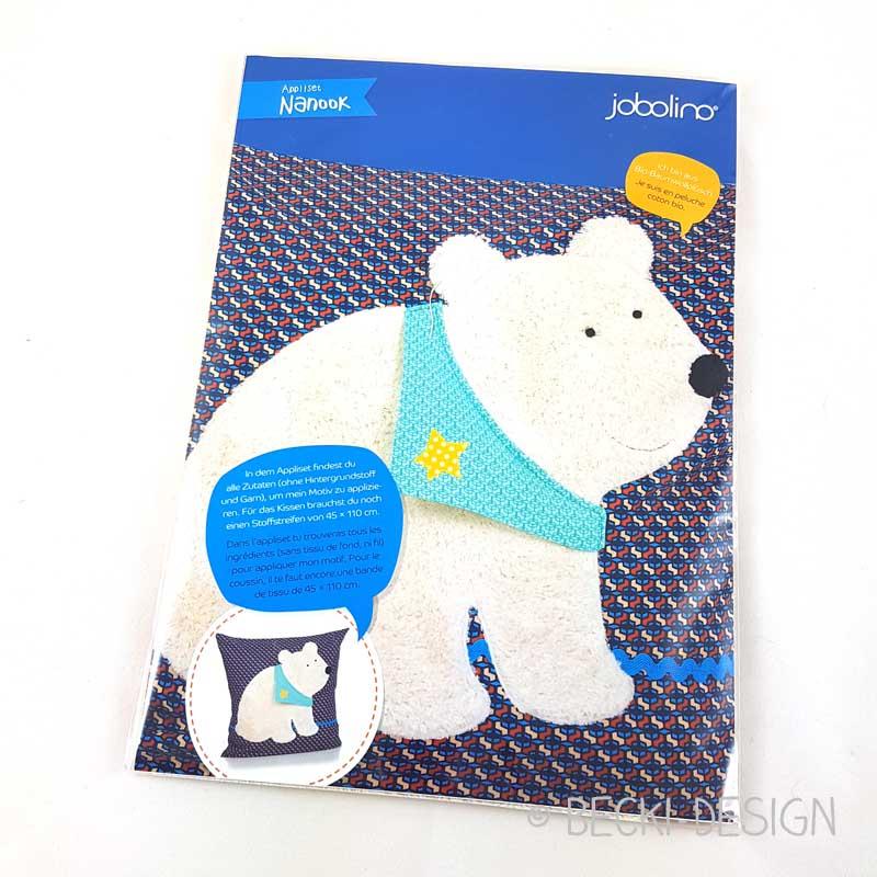 Appliset Eisbär