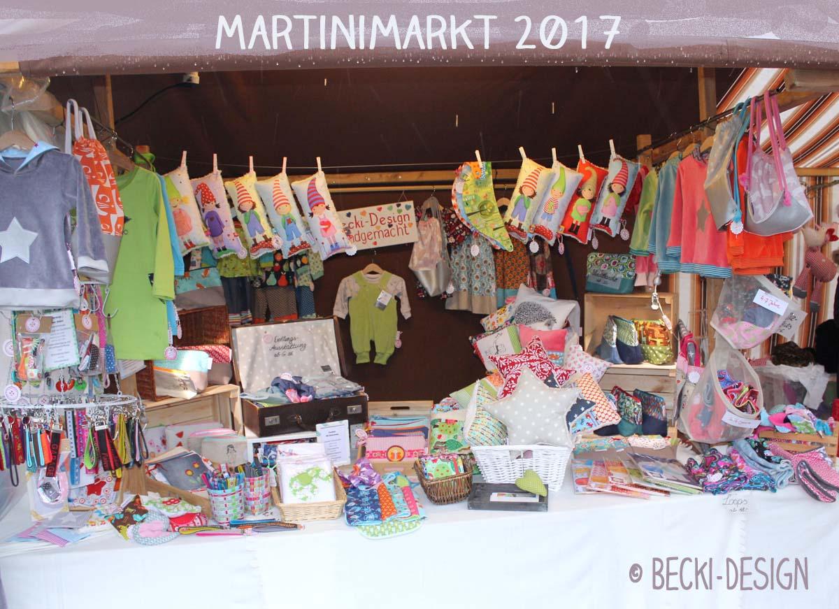 Martinimarkt Einladung