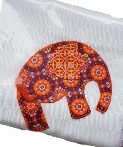Schnuffeltuch Elefant